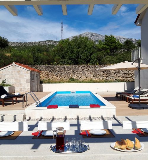 Villa Donari for rent - Croatia Naklice Blaza 02